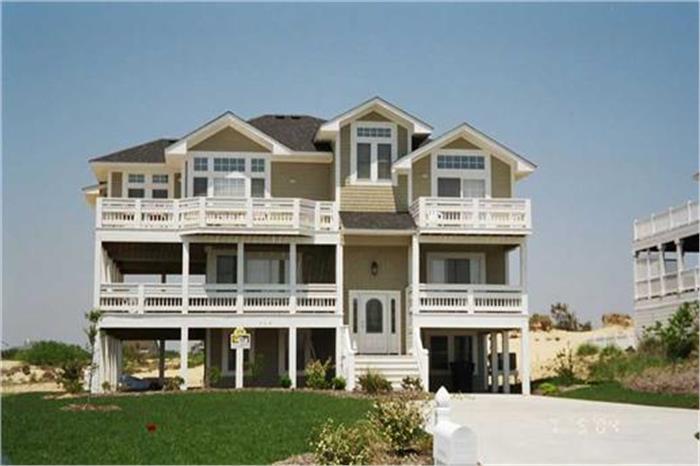 Oceanfront House Plans