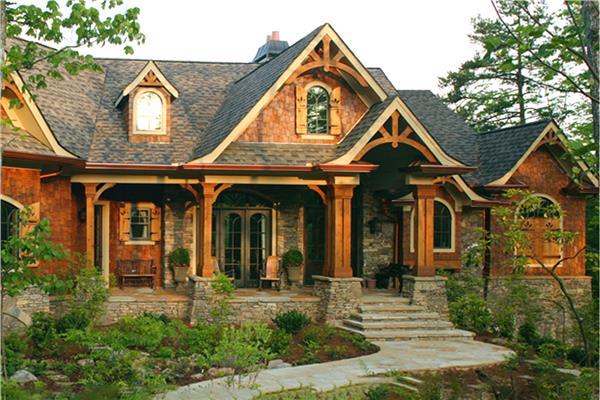 Craftsman House Plans Craftsman Style Home Plans