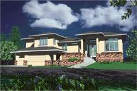 Prairie Style House Plans - The Plan Collection