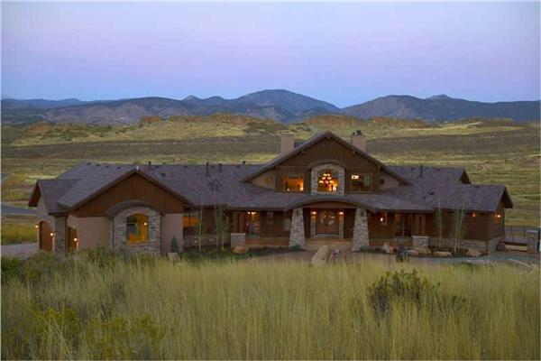 Mountain House Plans  Chalets Rustic Cabins Lodges  More