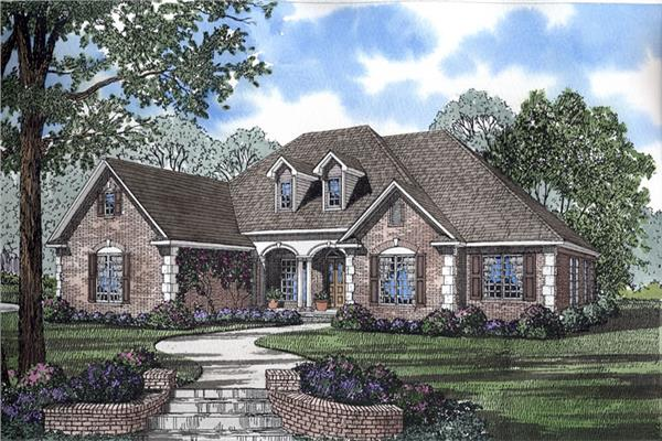 Traditional House Plans Traditional Floor Plans & Designs