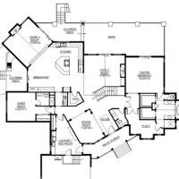 Open Concept Floor Plan Ideas