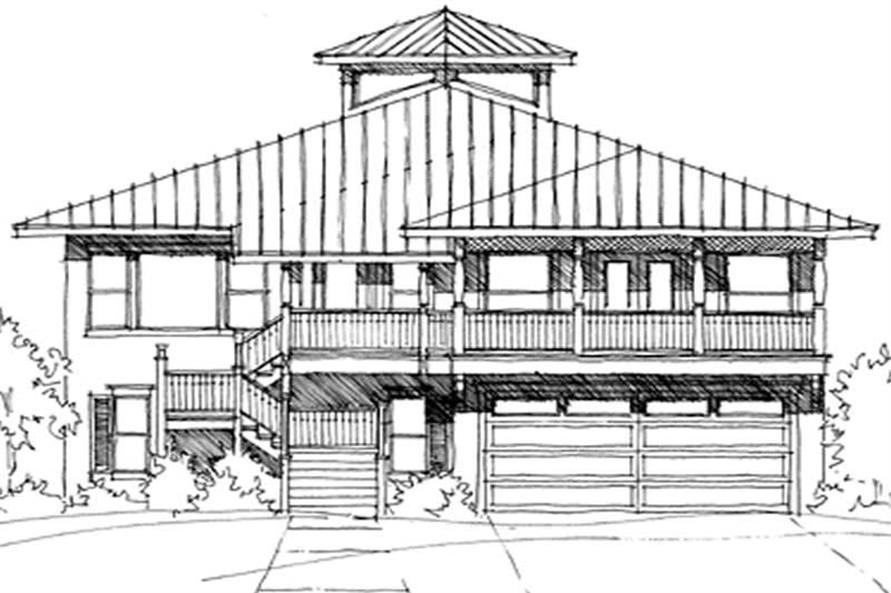 Key West Style, Beachfront and Coastal Home Ideas