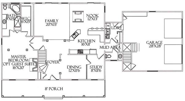 Cape Cod House Plans: Traditional, Practical, Elegant and