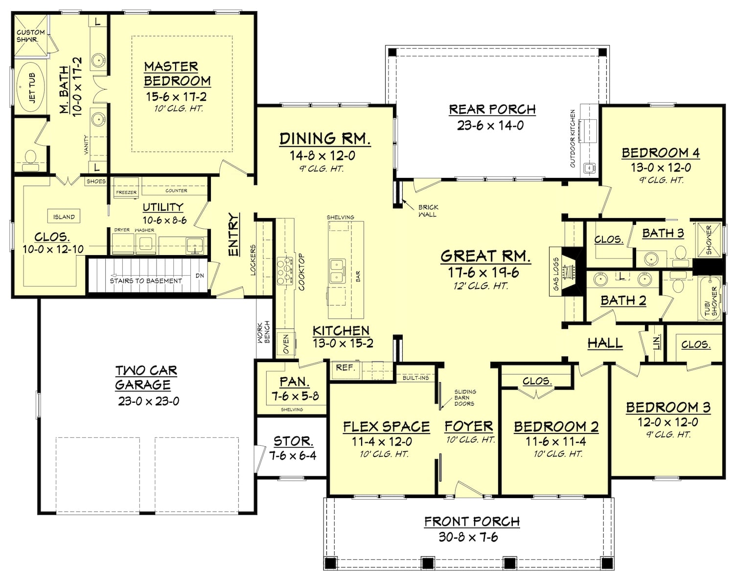 Design Tricks To Get The Most Out Of A Floor Plan