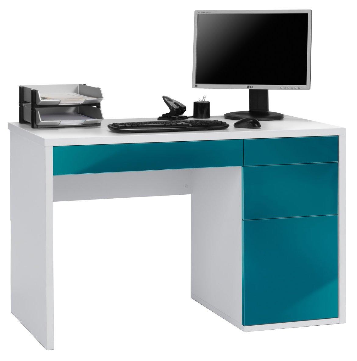 desk chair tesco george nelson maja club white and petrol computer
