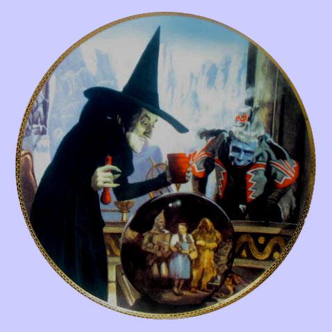 La strega de Il mago di Oz