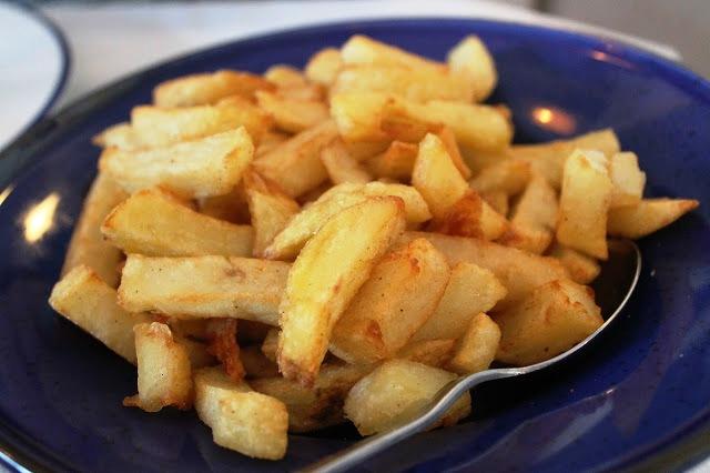 chips Mr Villas Knap Barry