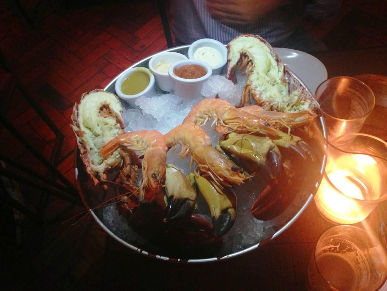 seafood Big Easy London