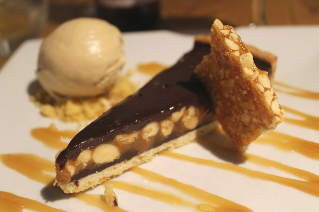 snickers tart The Discovery Cyncoed