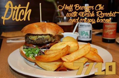 pitch burgers mill lane cardiff