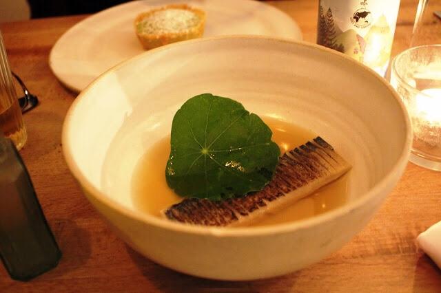 mackerel nasturtium Wilsons Bristol