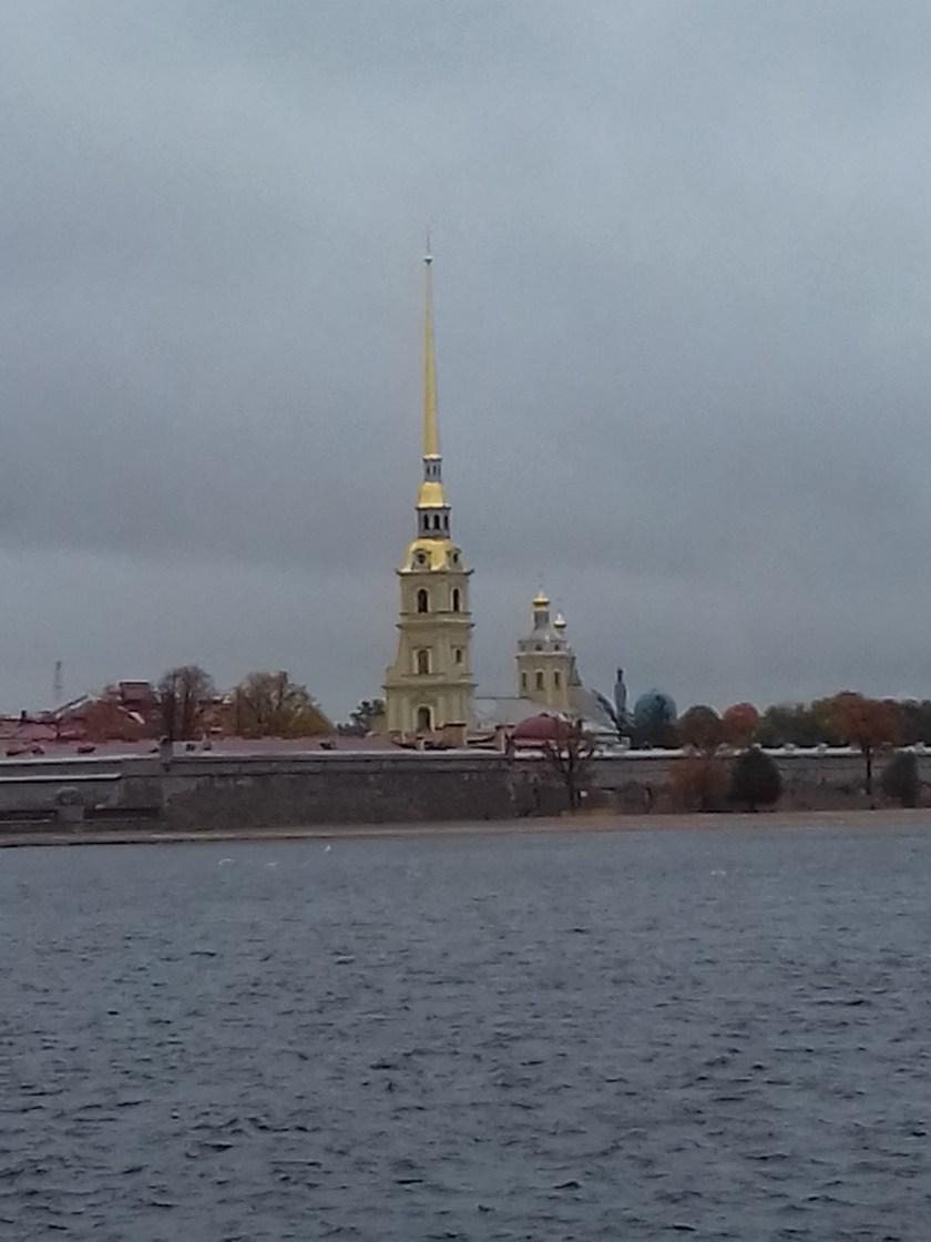 The river Neva in St. Petersburg