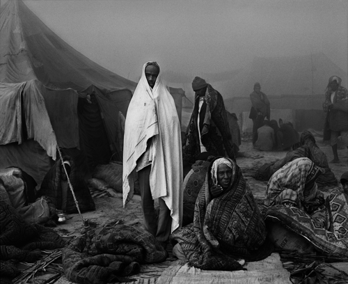 © Don McCullin - 31-Studio Platinum Prints Exhibition - Kumbha Mela