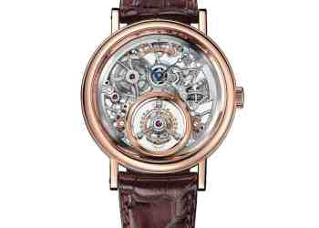 The elegant yet modern Breguet Tourbillon Messidor