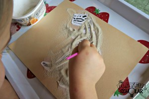 Dinosaur Themed Creative Art Projects for Preschoolers with Mother Goose Time