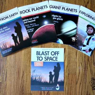 Blast Off to Space (Sneak Peek) with Mother Goose Time