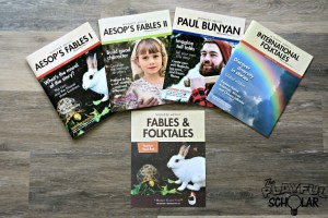Fables and Folktales (Sneak Peek) with Mother Goose Time