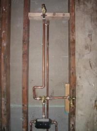 How To Install Moen Shower Valve Body And Trim