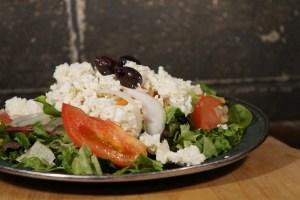 Plum Tomato Greek Salad