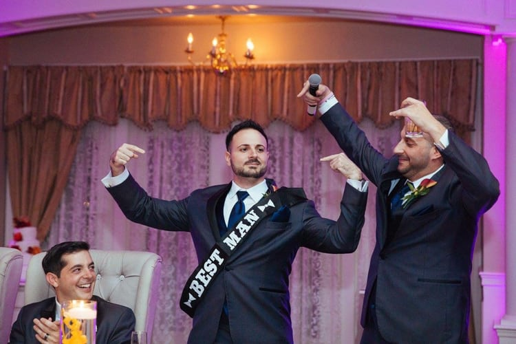 best man duties advice