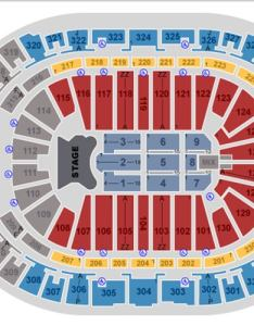 View seating chart also elton john pnc arena rh thepncarena