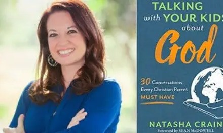 How Do You Talk to Kids About God? Interview with Author Natasha Crain