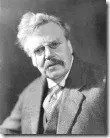 Daily Quote: G.K. Chesterton
