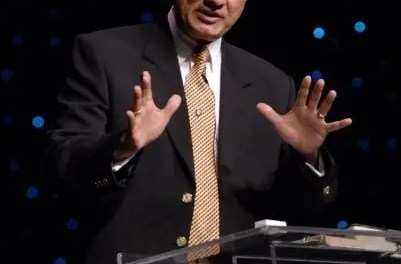 Ravi Zacharias: I came to Him because I did not know which way to turn…