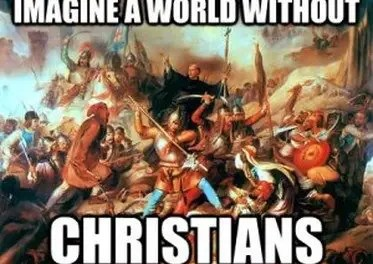 The Crusades Objection