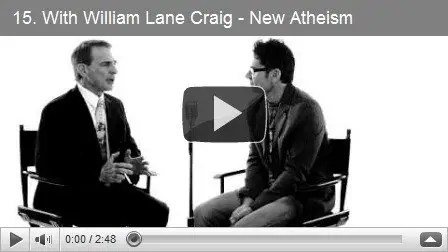 The One Minute Apologist #15. With William Lane Craig – New Atheism