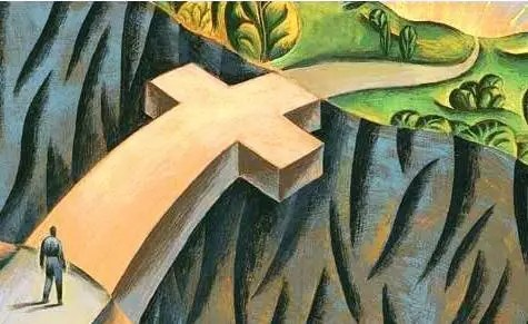 Three Steps to the Cross