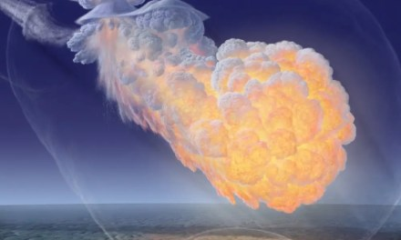 Science Suggests Sodom and Gomorrah Destroyed by Asteroid