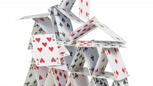 Darwinism: A Teetering House of Cards
