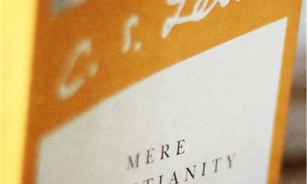 Why C.S. Lewis' 'Mere Christianity' Still Speaks Today