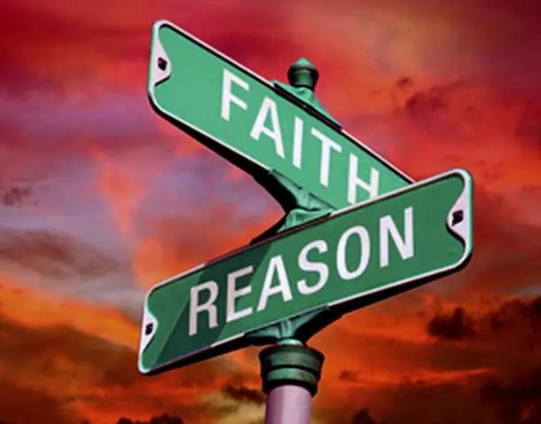 How should a Christian view the relationship of faith and reason?