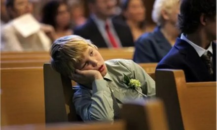 7 Legit Reasons Why So Many Kids are Bored by Church