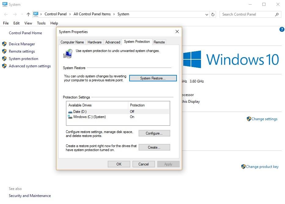 restaurare-windows-10