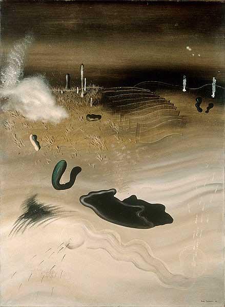 Vechiul orizont, 1928, YVES TANGUY