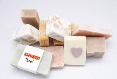 Principalele tipuri de săpunuri