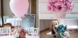 Decorațiuni frumoase pentru bebeluși