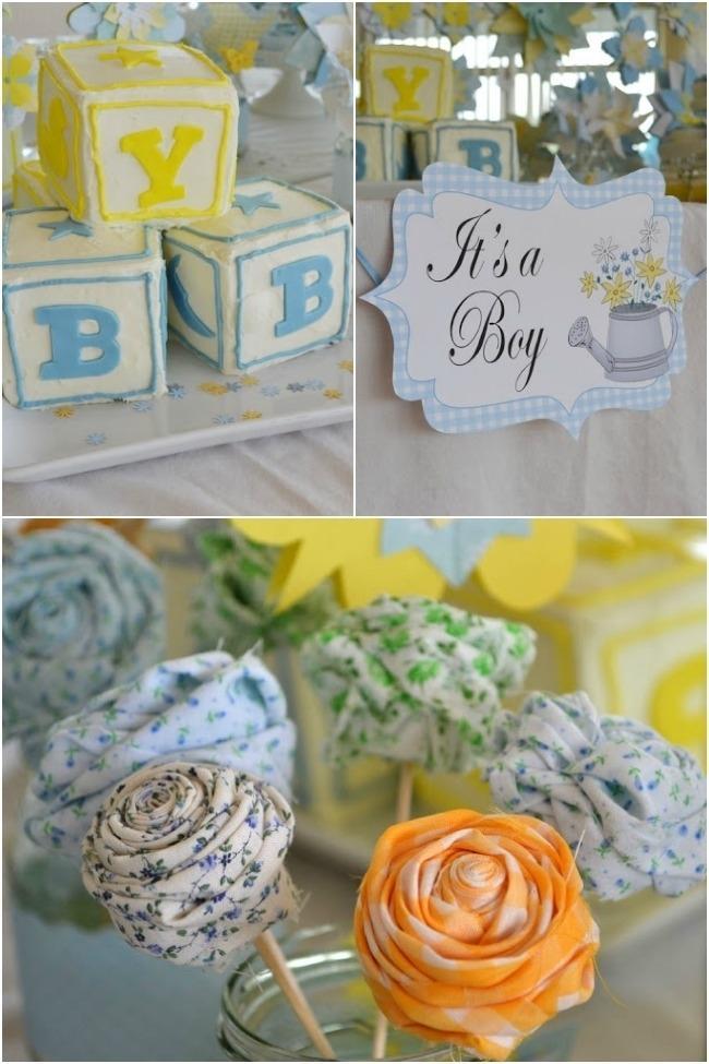 Obiecte decorative pentru baia unui bebeluș