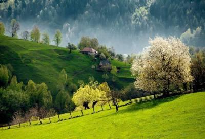 România este cea mai frumoasă țară (album foto)