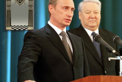 Adevărul despre Vladimir Putin: francmason al Royal Arch, este de fapt un produs al acesteia