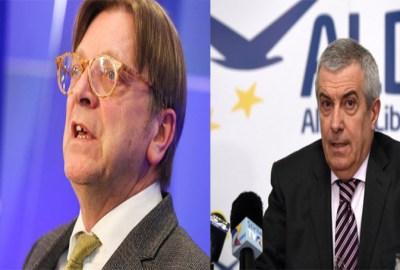 Partidul politic european ALDE este finanțat de Bayer AG-Monsanto