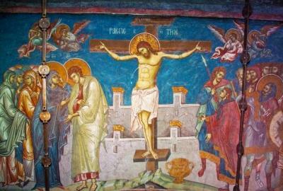 Simbolul lui Isus Hristos răstignit pe cruce își trage originea din Vatican