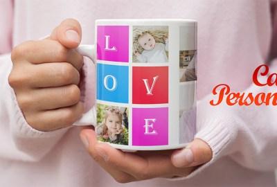 Cadourile personalizate: varianta perfecta cand nu mai stii ce sa alegi pentru cei dragi