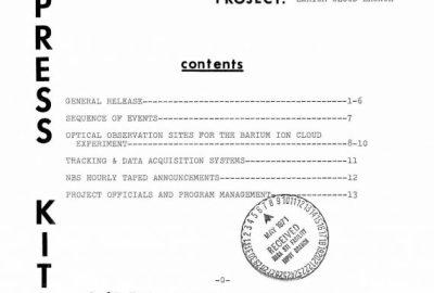Chemtrails: documentul care confirmă acordul semnat între Germania și SUA