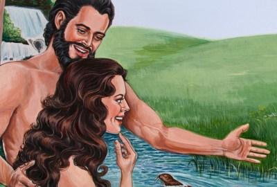Grădina Edenului – prima așezare umană de robie și sclavie