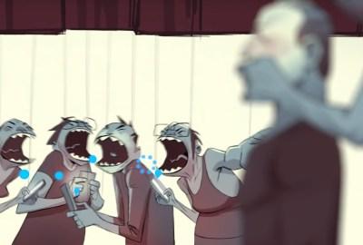 Video: film animat dezvăluie realitatea brutală în care trăim